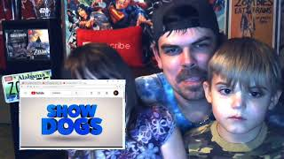 Show Dogs Trailer REACTION