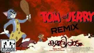 kammattipadam Trailer REMIX Tom and Jerry version AMK StudiOS