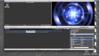 Matt's Mac tutorials iMovie Ep1 -- Audio