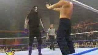 Undertaker vs Isaac Yankem