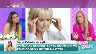 Psikolog Derya Öztürk - Beyaz TV Sağlık Zamanı - 03.06.2017