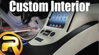 Storm Truck Project Episode 19 - Custom Interior