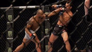 Yoel Romero Looks Back at UFC 221 Fight With Luke Rockhold