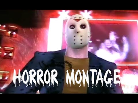 Classic Horror Caws Montage