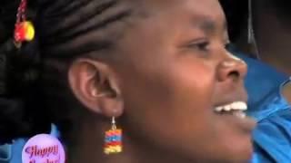 St. Charles Lwanga Catholic Choir, Nkoroi - Performing at NTV Kenya - Easter 2016 Part 1