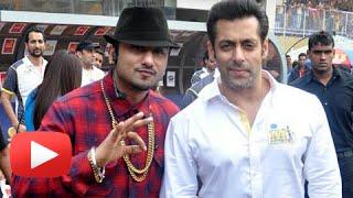 Salman Khan Yo Yo Honey Singh Performance At TOIFA Awards 2016