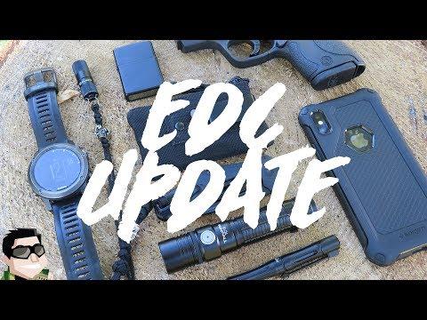 EDC Update October 2018 & Giveaway Winner!!