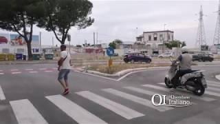 Bari, controsenso per guadagnare tempo in via Eraclide a Japigia