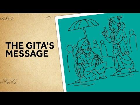 Xxx Mp4 The Gita S Message 3gp Sex