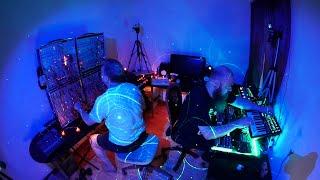 Steve & Ollilab - 17 Sleep / Second Berlin School jam session