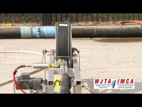 WJTA-IMCA Expo Live Demos--TurtleSkin WaterArmor