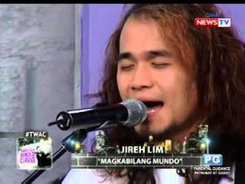 Tonight with Arnold Clavio: 'Magkabilang Mundo' by Jireh Lim