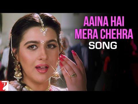 Xxx Mp4 Aaina Hai Mera Chehra Song Aaina Jackie Juhi Asha Bhosle Lata Mangeshkar Suresh Wadkar 3gp Sex