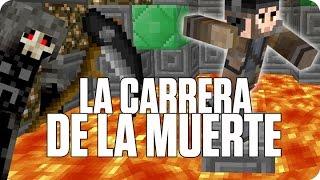 ¡LA CARRERA DE LA MUERTE! #3 | Minecraft