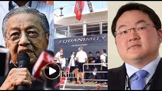 TERKINI...kapal mewah Jho Low dirampas, RM400j itu duit rakyat M'sia - Sekilas Fakta 28 Feb 2018
