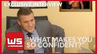 wrestlescope TV | What Makes You So Confident?