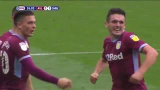 John McGinn's WONDERGOAL for Aston Villa vs Sheff Wednesday