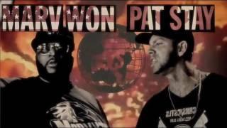 KOTD - Rap Battle - Pat Stay vs Marvwon | #WD2