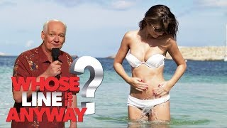 The Sexiest News Update | Whose Line Is It Anyway?