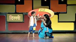 Dance India Dance - Lil Masters - Sachin - ZEE TV USA