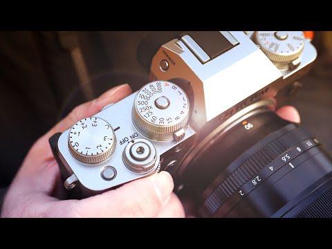 X T4 Fujifilm s BEST X Series Camera yet