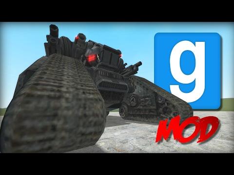 Garry's Mod: TERRIFYING Terminator SNPCs | Mod Showcase