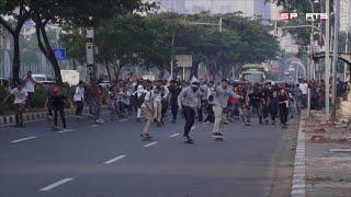 Go Skateboarding Day 2016 Jakarta Dipadati Ribuan Peserta