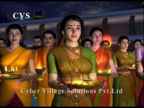 Xxx Mp4 Om Jai Shiv Omkara 3D Animation Shiva Aarti Songs 3gp Sex