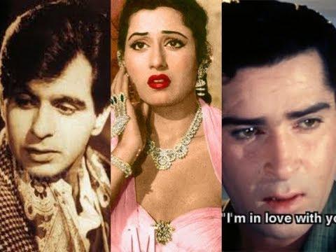 Madhubala I Dilip Kumar I Shammi Kapoor why Shammi Sacrificed his Love 4 Dilip Sahab