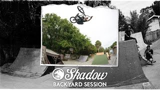 Backyard BMX with the Shadow Conspiracy Team
