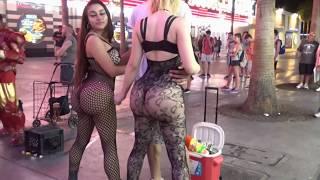 Big Ass Mandatory at Fremont St.!