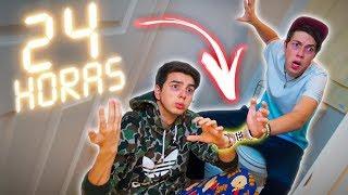 24 HORAS ALGEMADOS!!! ( tivemos um problema )