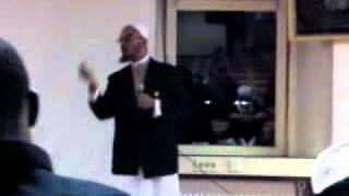 Khalid Yasin ' Why I left Christianity'