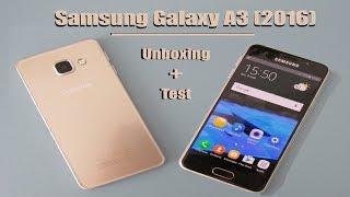 Samsung Galaxy A3 2016 - Unboxing et Test