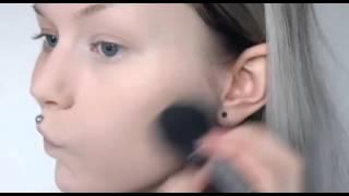 Makyaj ile inanılmaz değişim