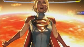 超級英雄 武力對決2 全角色大招 INJSUTICE 2 ALL SUPERMOVES