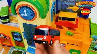 Aprende los Colores - Video Educativo para Niños con Tayo the Little Bus!
