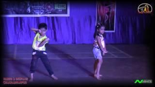 Dancing star 2016 Harsh & Deepansi(chakradharpur) mega audition sini jharkhand.