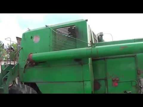 Krótki pokaz pracy silnika zielonego bizona