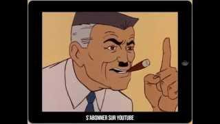 L'Araignée Spiderman Francais 1967 Épisodes 1