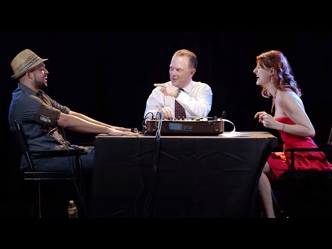 Exes Ask Each Other Questions While Hooked Up To A Lie Detector LABS