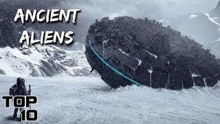 Top 10 Scary Antarctica Theories