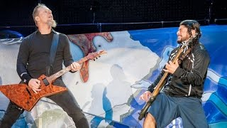 Metallica - 20 Years Master of Puppets [Full Album LIVE] (Rock am Ring 2006)