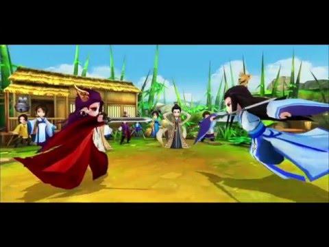 HOA THIÊN CỐT VNG Mobile Game Trailer OFFICIAL HD