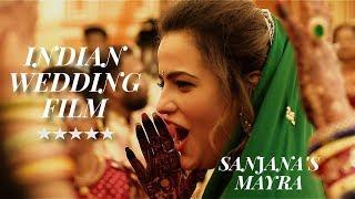 Indian Wedding video | Mayra ceremony | Wedding photography