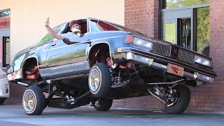 Lowrider in the Drive-thru