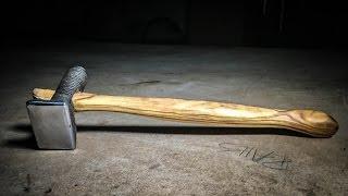 Bolt Hammer - olive wood - Day 26/30