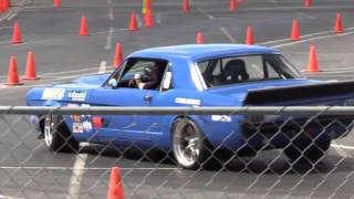 Brianne Maier's 1966 Ford Mustang's Afternoon 1st Run: 3/19/2016