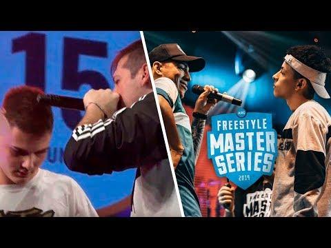 ¡Las 10 MEJORES BATALLAS 4X4 del AÑO 2019 Batallas De Gallos Freestyle Rap