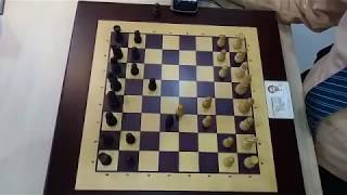 Robotic Chess #2 (present by Dr. Kasra Afrough from IOWHE University)